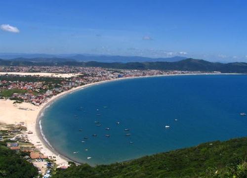 Playa dos Ingleses de Florianópolis