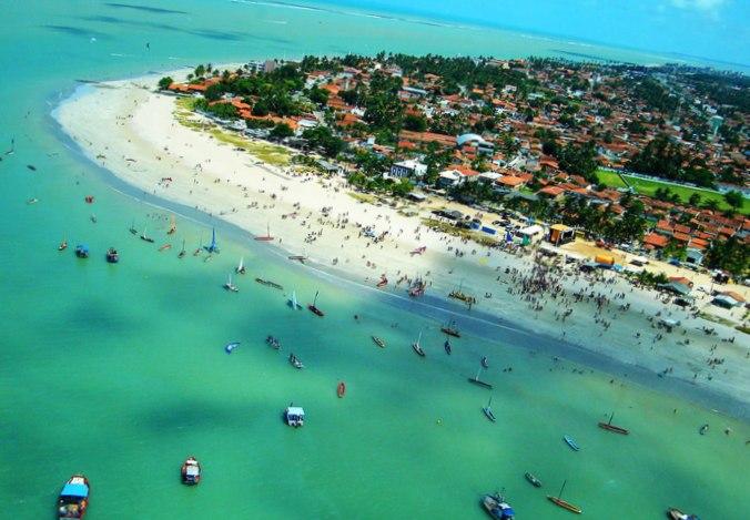 Playas en Paraíba