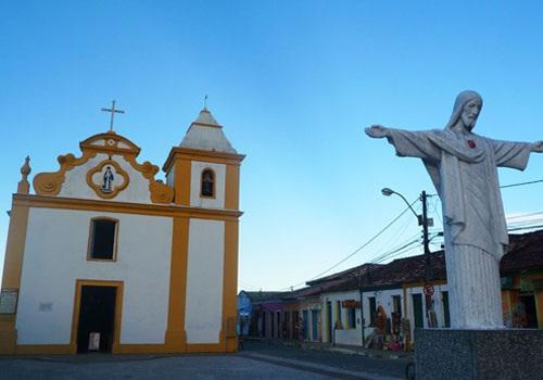 Iglesia Matriz de Porto Seguro