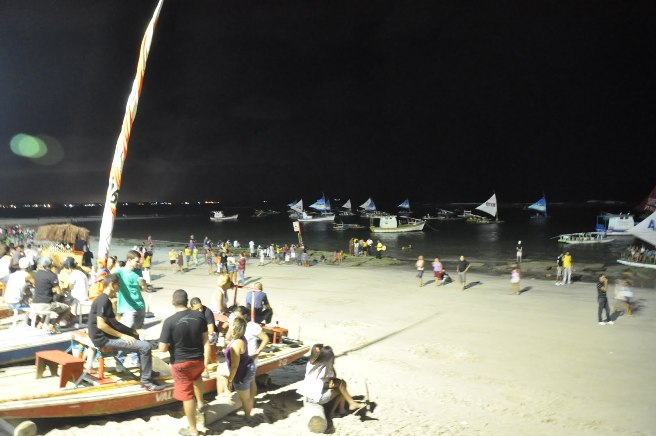 Noche de Porto de Galinhas