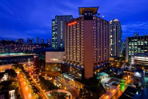 Hoteles de negocios en San Pablo: Sheraton WTC