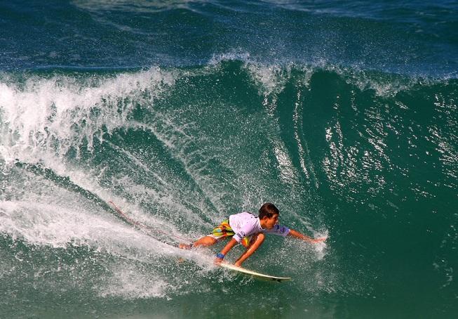 Surf en Barra da Tijuca