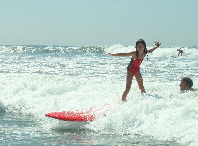 Aprender surf en Jericoacoara