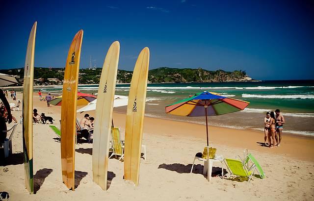 Surf en Buzios