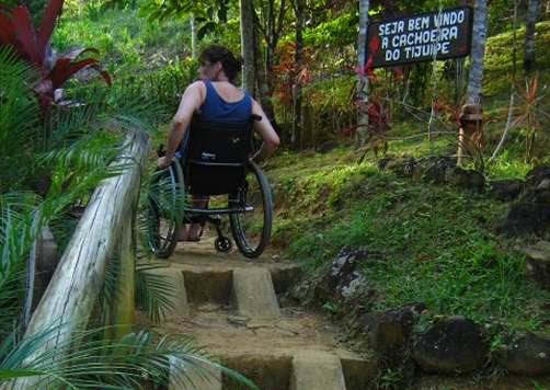 Resultado de imagen para turismo accesible