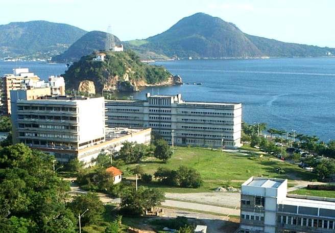 Campus de Praia Vermelha de la UFRJ