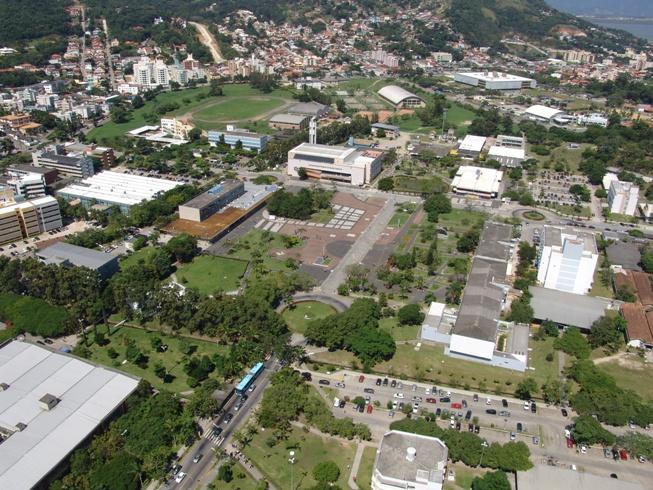 Campus de la Universidad Federal de Santa Catarina