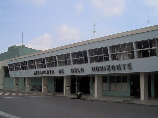Aeropuerto Carlos Drummond-Pampulha en Belo Horizonte