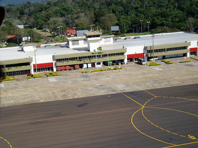 Aeropuerto de Foz de Iguazú