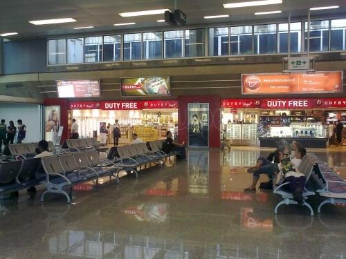 Aeropuerto de Galeao en Rio de Janeiro