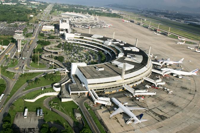 Aeropuertos de Rio de Janeiro: Aeropuerto de Galeao