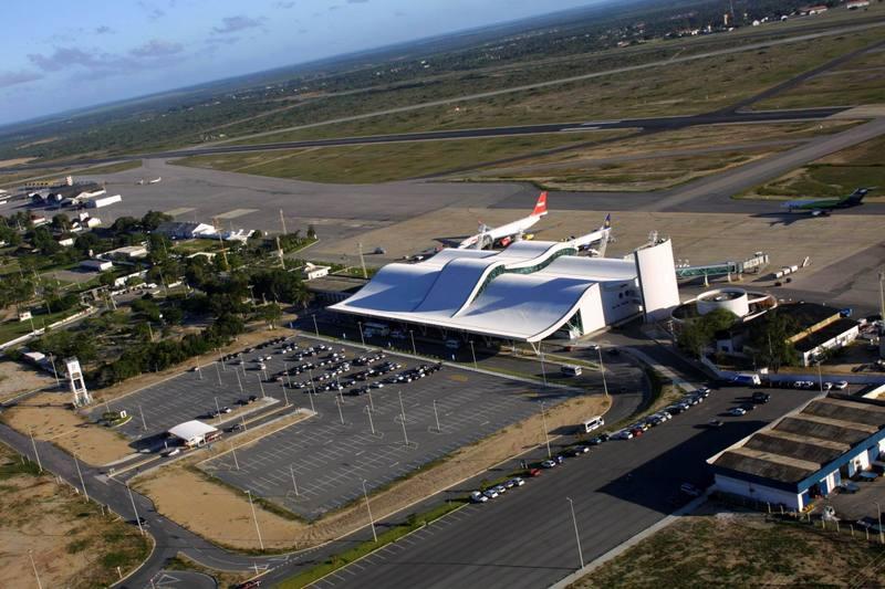 Aeropuerto de Natal: Augusto Severo