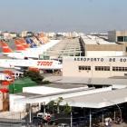 Aeropuertos de San Pablo: Guarulhos, Congonhas y Viracopos