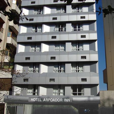 Alojamiento en Rio de Janeiro: Arpoador Inn