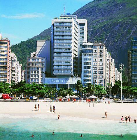 Alojamiento en Rio de Janeiro