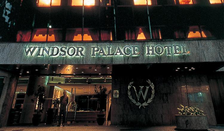 Alojamiento en Rio de Janeiro: Windsor Palace