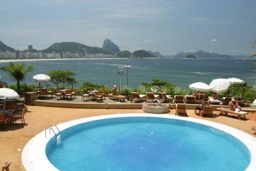 Alojamiento en Rio de Janeiro con vista al mar