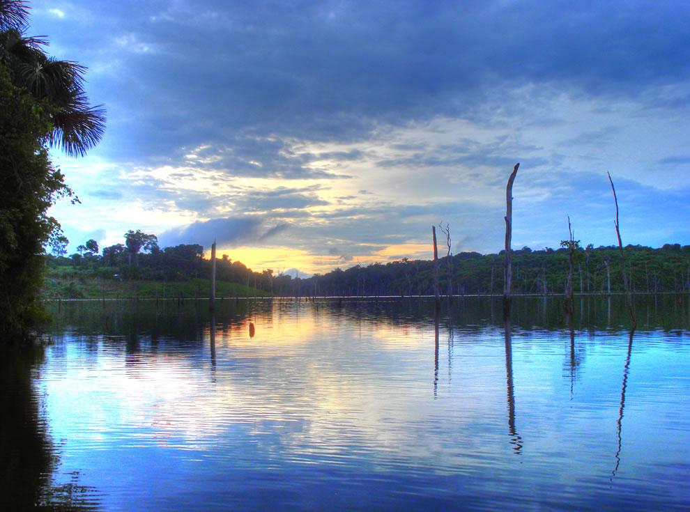 Historia del Amazonas