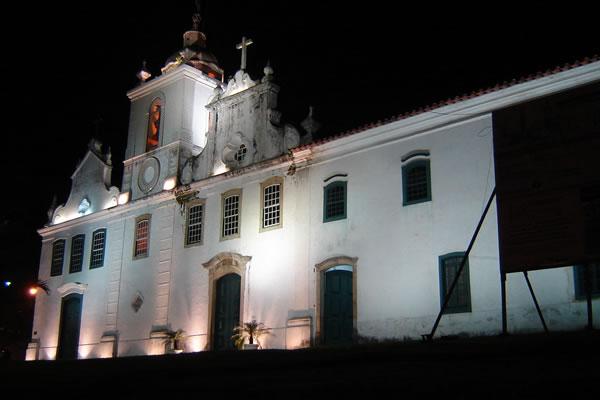 Convento de Nossa Senhora do Carmo en Angra