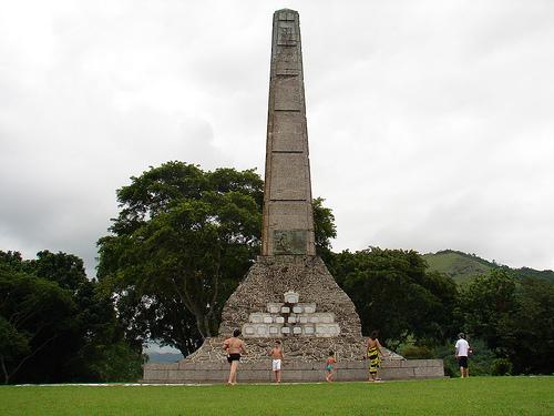 Monumento a los Náufragos del Navío Aquidabã