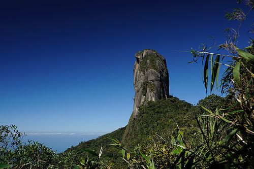 Pico do Frade en Angra dos Reis