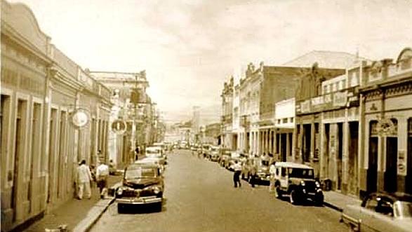 Foto antigua de Aracaju
