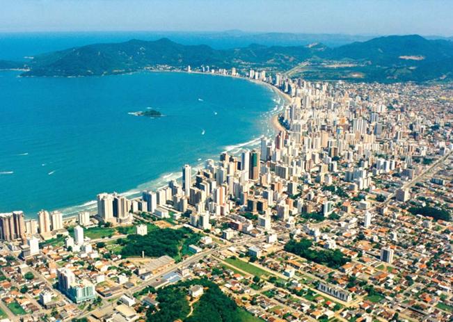 Balneario Camboriu en Brasil