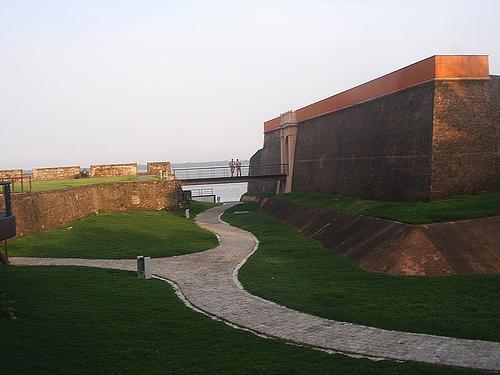 Forte do Castelo en Belém