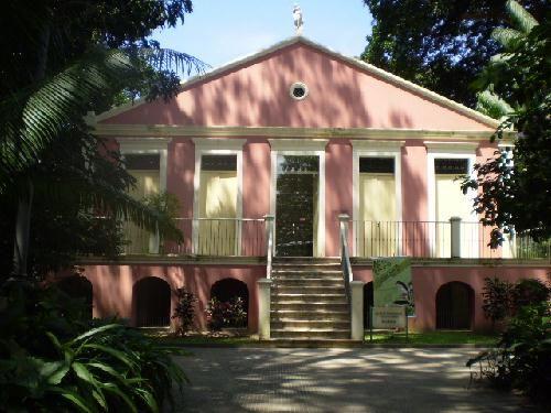 Museo Emilio Goeldi en Belem