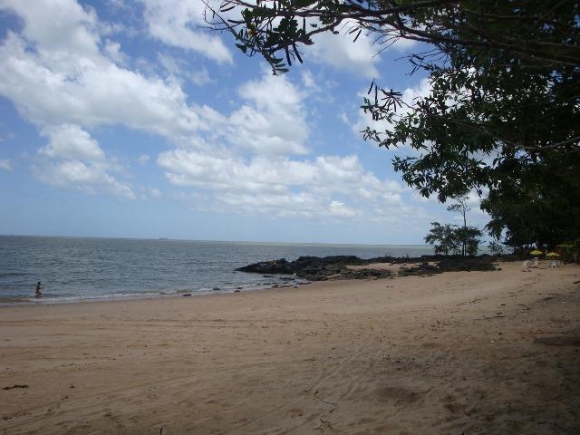 Verano en las playas de Belém