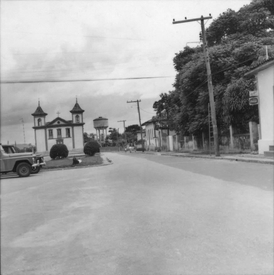 Foto antigua de Belo Horizonte