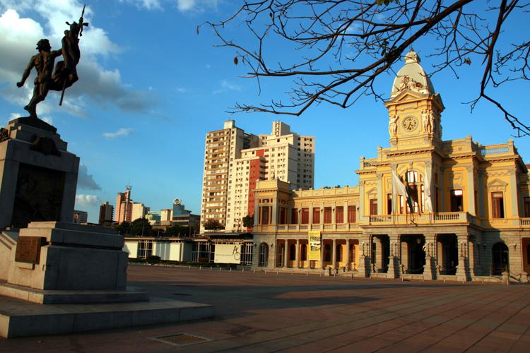 Historia erciente de Belo Horizonte