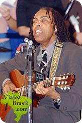 Biografía música y letras de Gilberto Gil