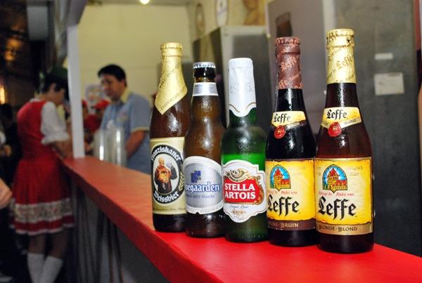Precio d ela cerveza en Blumenau