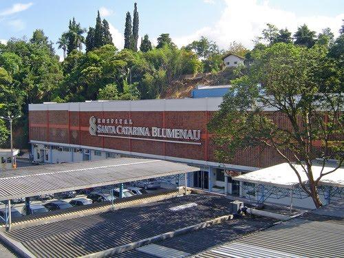 Hospital en Blumenau