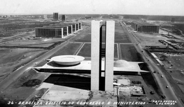 Fundación de Brasilia