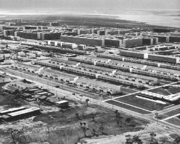 Historia de Brasilia