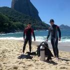 Puntos de buceo en Río de Janeiro