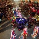 Bumba meu-boi, la fiesta tradicional de San Luís de Maranhao