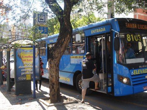 Trensporte en Belo Horizonte
