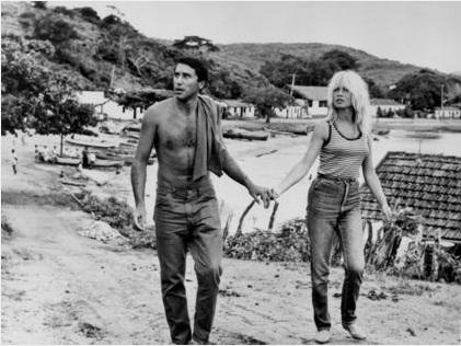 Historia de Buzios: la llegada de Brigitte Bardot en 1964