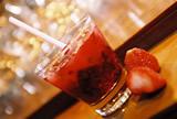 Receta de la caipiroska de frutilla