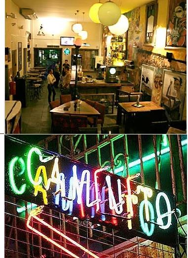 Bar Caminito en Rua Padre Chagas de Porto Alegre
