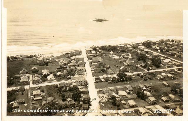 Historia de Camboriú