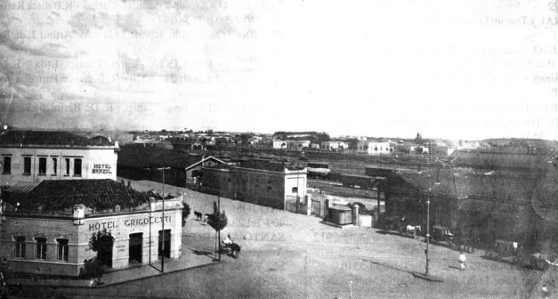 Historia de Campinas: foto de la ciudad en el siglo XIX