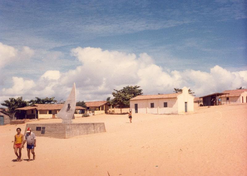 Historia de Canoa Quebrada en la década del 90