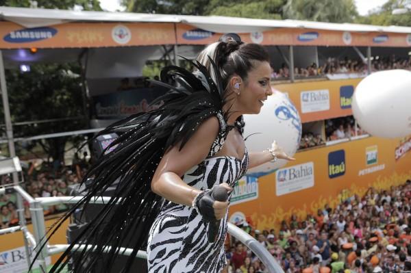 Carnaval de Bahía: Ivete Sangalo