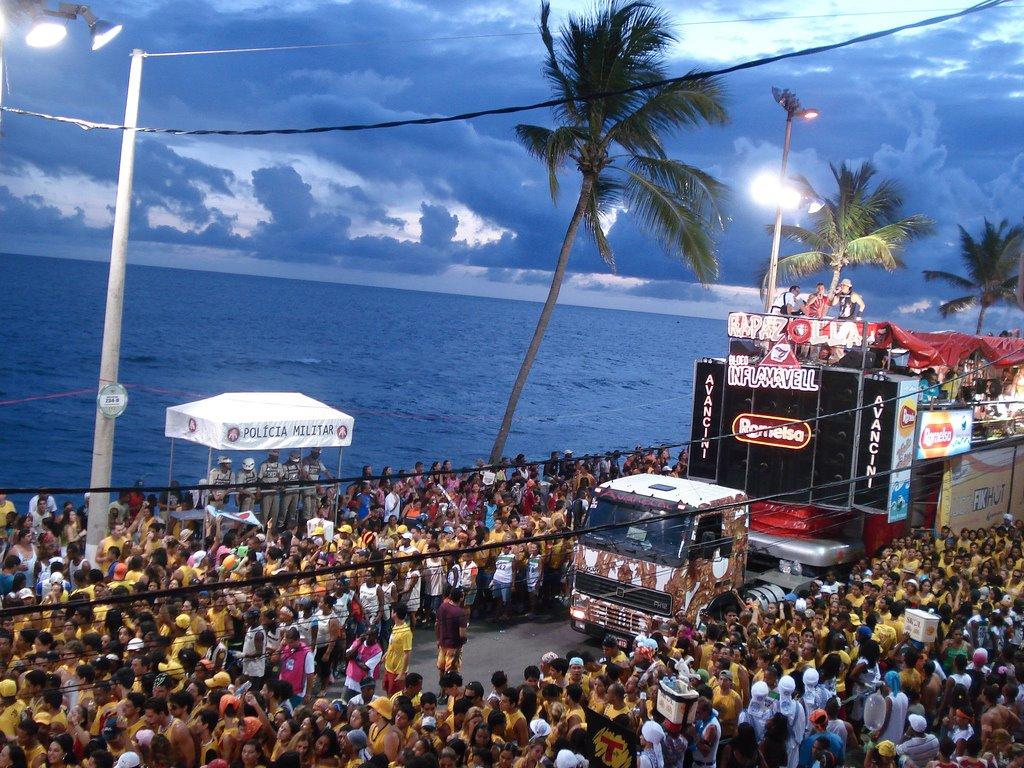 Circuitos del Carnaval de Bahía