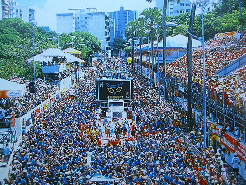 Fiestas de carnaval de Brasil