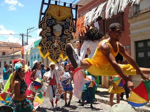 Carnaval de Olinda calles